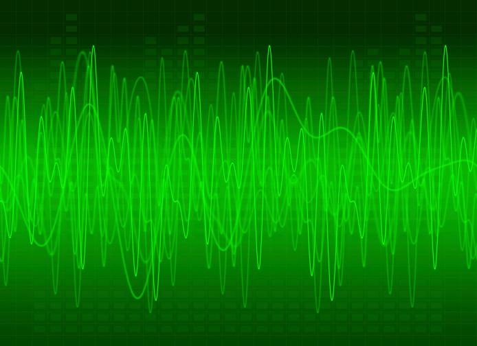 無線送電イメージ